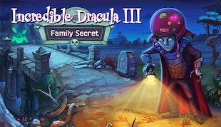 Incredible Dracula 3: Family Secret