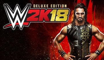 WWE 2K18 -Digital Deluxe