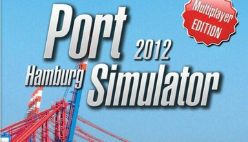 Port Simulator 2012 - Hamburg