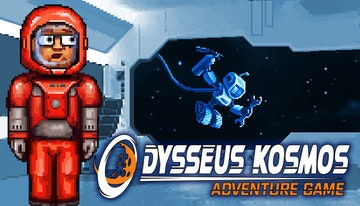 Odysseus Kosmos and his Robot Quest: Adventure Game