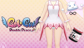 Gal*Gun: Double Peace - 'You're A Squid Now' Costume Set