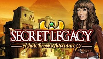 The Secret Legacy – A Kate Brooks Adventure