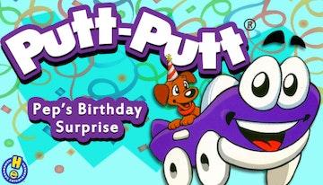 Putt-Putt Pep's Birthday Surprise