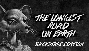 The Longest Road on Earth - Backstage Edition DLC