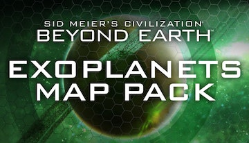 Sid Meier's Civilization Beyond Earth: Exoplanets Map Pack (Mac & Linux)