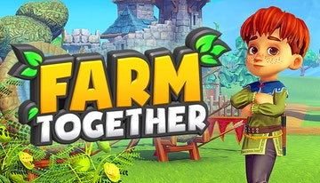 Farm Together - Chickpea Pack