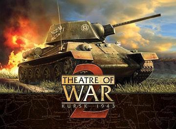 Theatre of War 2: Kursk 1943