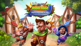 Robin Hood: Hail to the King