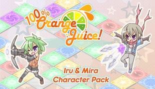 100% Orange Juice - Iru & Mira Character Pack