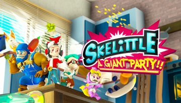 Skelittle: A Giant Party