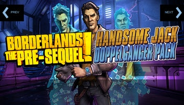 Borderlands: The Pre-sequel Lady Hammerlock the Baroness (Linux)