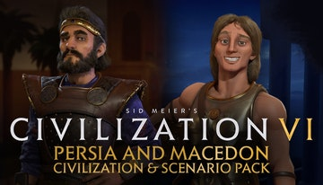 Civilization VI: Persia and Macedon Civilization & Scenario Pack