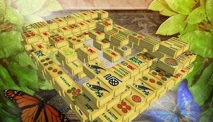 Mahjongg 4 Deluxe
