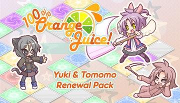 100% Orange Juice - Yuki & Tomomo Renewal Pack