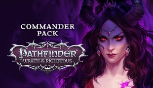 Pathfinder: Wrath of the Righteous Commander Pack