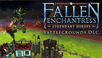 Fallen Enchantress: Legendary Heroes – Battlegrounds DLC