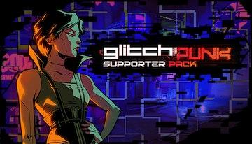 Glitchpunk Supporter Pack