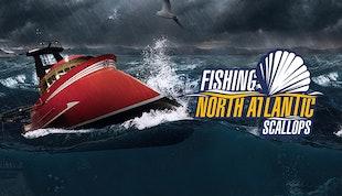 Fishing: North Atlantic - Scallops DLC