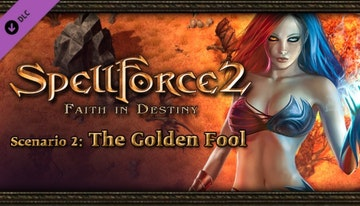 SpellForce 2 Faith In Destiny Scenario 2: The Golden Fool