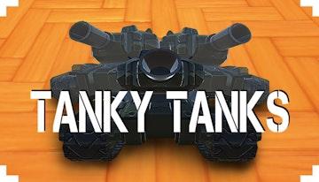 Tanky Tanks - A World of Tiny Battle Tanks