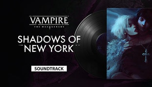 Vampire: The Masquerade - Shadows of New York - Soundtrack