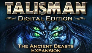 Talisman - The Ancient Beasts Expansion