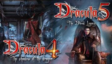 Dracula 4&5 – Special Steam Edition