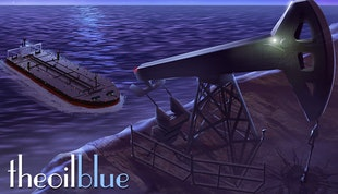 The Oil Blue