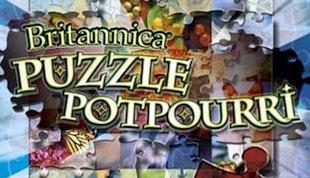 Britannica Puzzle Potpourri