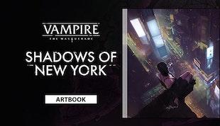 Vampire: The Masquerade - Shadows of New York - Artbook