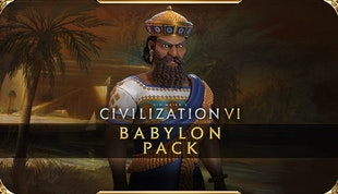 Sid Meier's Civilization® VI - Babylon Pack (Steam)