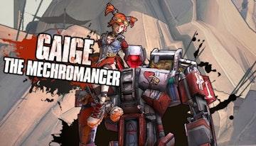 Borderlands 2 Mechromancer (Mac & Linux)