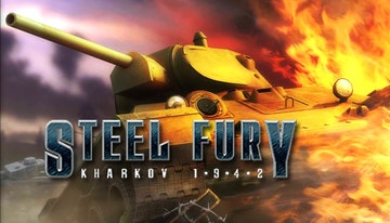 Steel Fury - Kharkov 1942