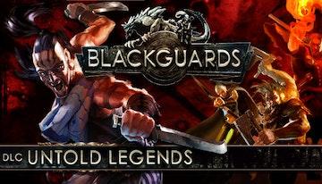 Blackguards Untold Legends DLC