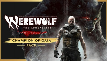 Werewolf: The Apocalypse - Earthblood Champion of Gaia Pack DLC