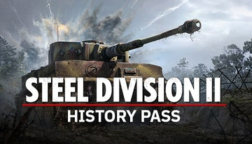 Steel Division 2 - History Pass