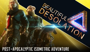 BEAUTIFUL DESOLATION Supporter's Pack