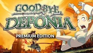 Goodbye Deponia Premium Edition