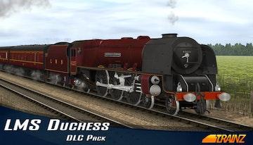 Trainz Simulator Duchess DLC