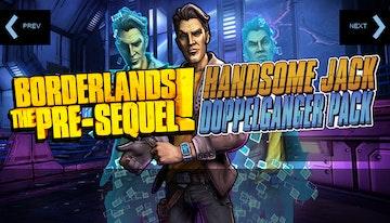Borderlands: The Pre-Sequel - Handsome Jack Doppleganger Pack