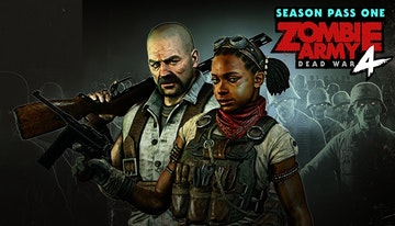 Zombie Army 4 Dead War Season Pass One