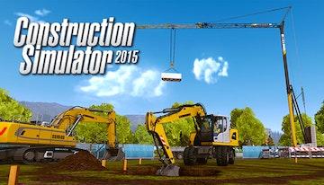 Construction Simulator 2015: Liebherr A 918