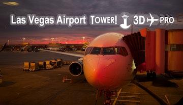 Las Vegas International [KLAS] airport for Tower!3D Pro