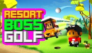 Resort Boss: Golf