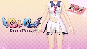 Gal*Gun: Double Peace - 'Ripped Uniform' Costume Set