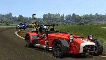 RACE Caterham