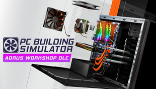 PC Building Simulator - AORUS Workshop