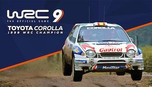 WRC 9 FIA World Rally Championship Toyota Corolla DLC