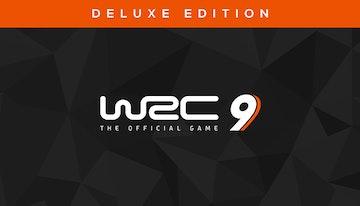 WRC 9 FIA World Rally Championship Deluxe Edition