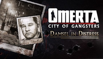 Omerta: City of Gangsters - Damsel in Distress DLC